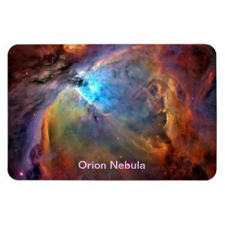 Orion Nebula Space Galaxy Premium Magnet