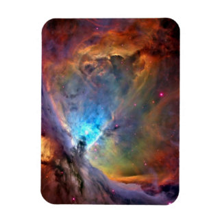 Orion Nebula Space Galaxy Rectangular Photo Magnet