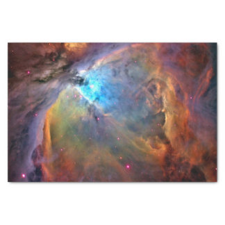 Orion Nebula Space Galaxy Tissue Paper