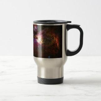 Orion Nebula Stainless Steel Travel Mug
