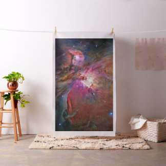 Orion Nebula Tapestry Fabric
