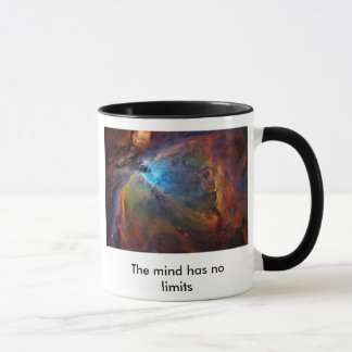 orion-nebula, The mind has no limits Mug