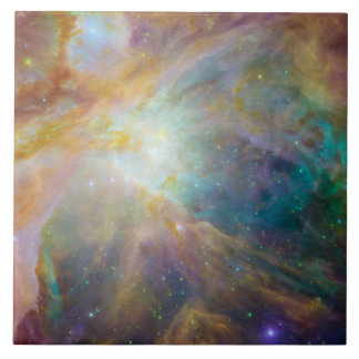 Orion nebula tile