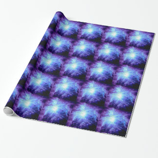 Orion Nebula Turquoise Periwinkle Lavender Galaxy