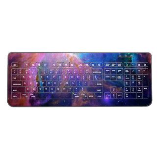 Orion Nebula Wireless Keyboard