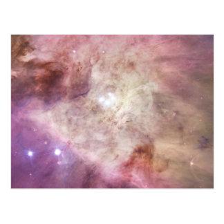 Orion Nebulus Postcard