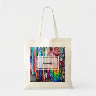 Orizuru Paper Crane Garlands Tote Bag