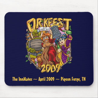 OrkFest09m, The InnMates ~ April 2009 ~ Pigeon ... Mouse Pad
