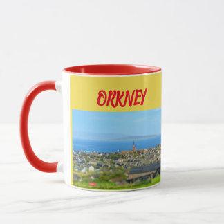 Orkney Islands Panoramic Mug