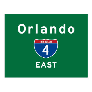 Orlando 4 postcard