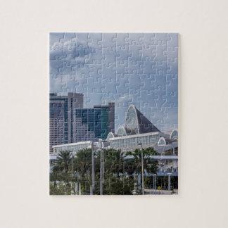 Orlando Aerial View Jigsaw Puzzle