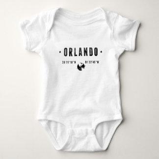Orlando Baby Bodysuit