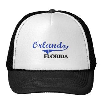 Orlando Florida City Classic Hat