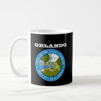 Orlando* Florida Cup / Copa de Orlando Florida Basic White Mug