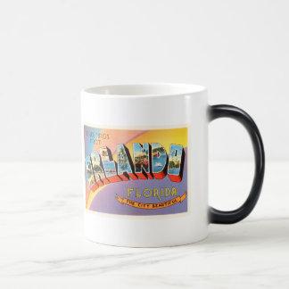 Orlando Florida FL Old Vintage Travel Souvenir Magic Mug