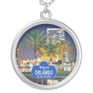 Orlando Florida Necklace