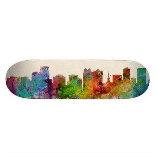 Orlando Florida Skyline Custom Skateboard