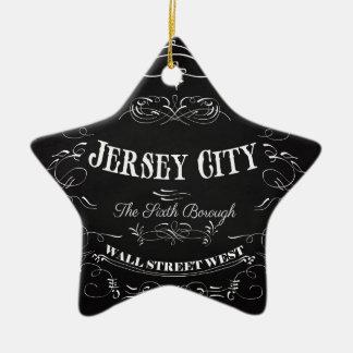 Orlando Florida - The Beautiful City Ceramic Star Decoration