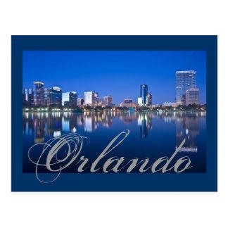 Orlando, Florida, U.S.A. Post Card