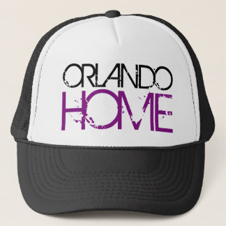 ORLANDO HOME TRUCKER HAT