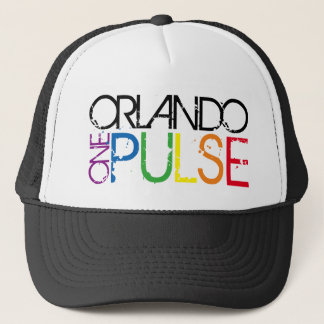 ORLANDO ONE PULSE TRUCKER HAT