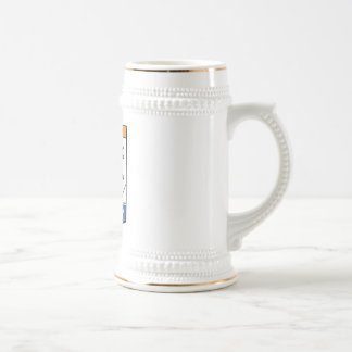 Orlando Rugby Beer Mug
