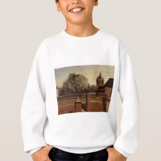 Orleans, View from a Window Overlooking the Saint Sweatshirt