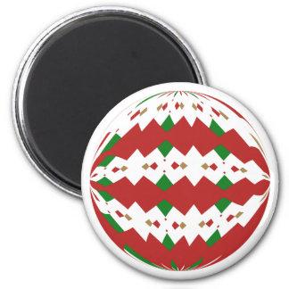 ornament 3 refrigerator magnets