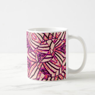 Ornament Abstract Background Pattern Coffee Mug