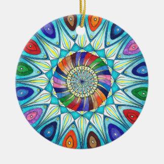 Ornament abstract mandala drawing