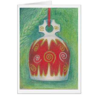 Ornament by Melissa Benson Card