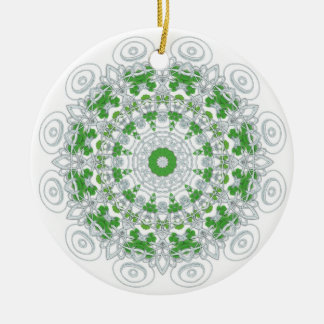 Ornament - Clover Kaleidoscopic 1