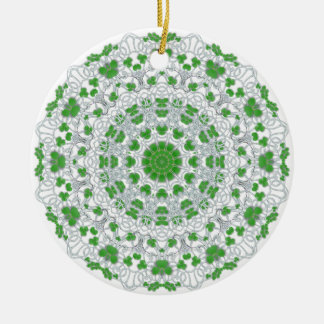Ornament - Clover Kaleidoscopic 2