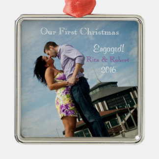Ornament | Couples in Love | First Christmas