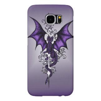 Ornament Dragon Samsung Galaxy S6 Cases