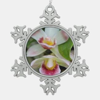 Ornament - Fan Shaped Orchid
