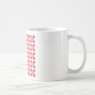 Ornament FB Basic White Mug