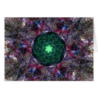 Ornament Green Card