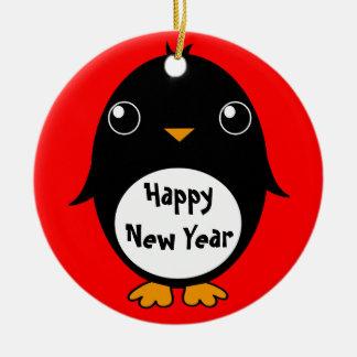 ornament happy new year