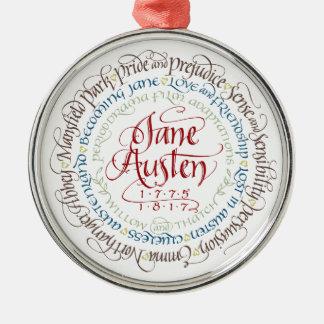 Ornament - Jane Austen Period Drama Adaptations