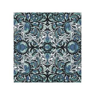 Ornament Luxury Pattern Canvas Prints