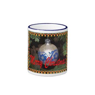 Ornament Merry Christmas Mug