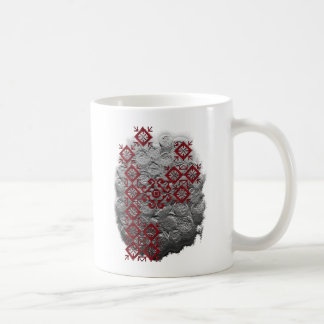 Ornament P Basic White Mug