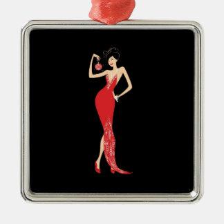 Ornament Premium Square Ornament