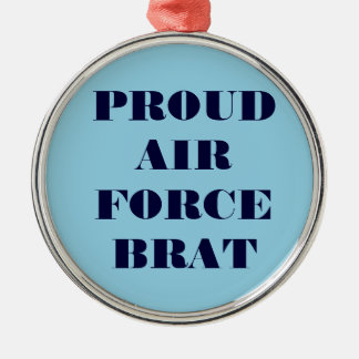 Ornament Proud Air Force Brat