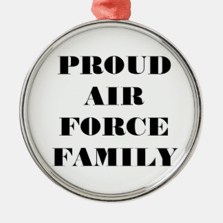 Ornament Proud Air Force Family