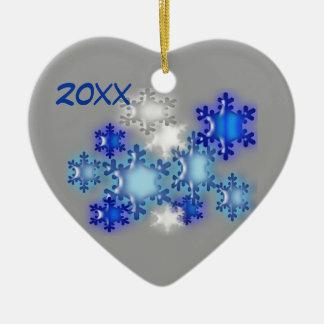 Ornament - Snow Flakes 20xx