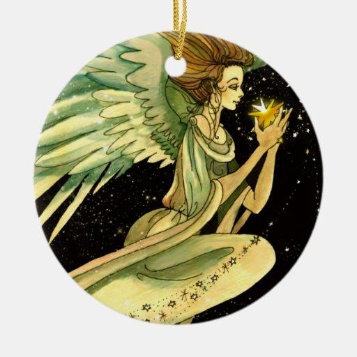 Ornament - The Celestial Body Fantasy Angel