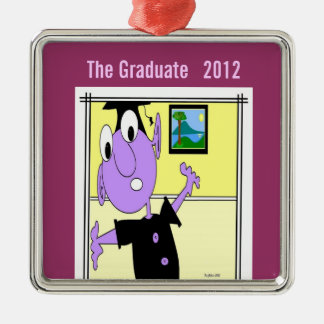 "ornament ""The Graduate"""