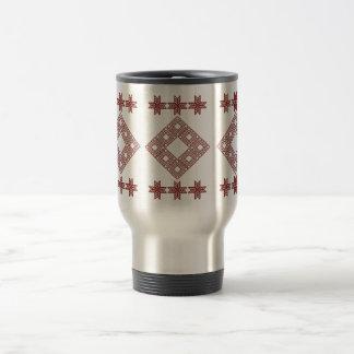 Ornament TIL Stainless Steel Travel Mug